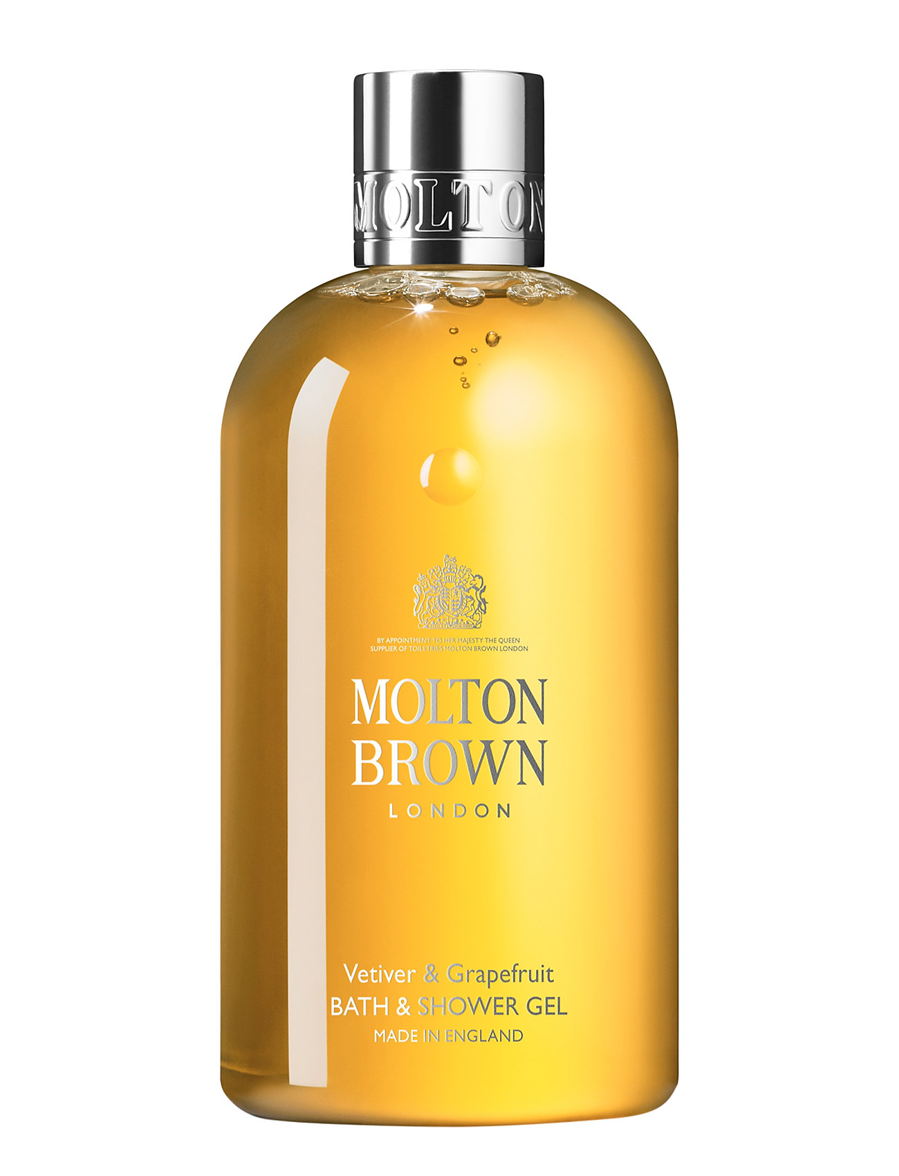 Molton Brown Vetiver & Grapefruit Bath & Shower Gel - NO COLOUR