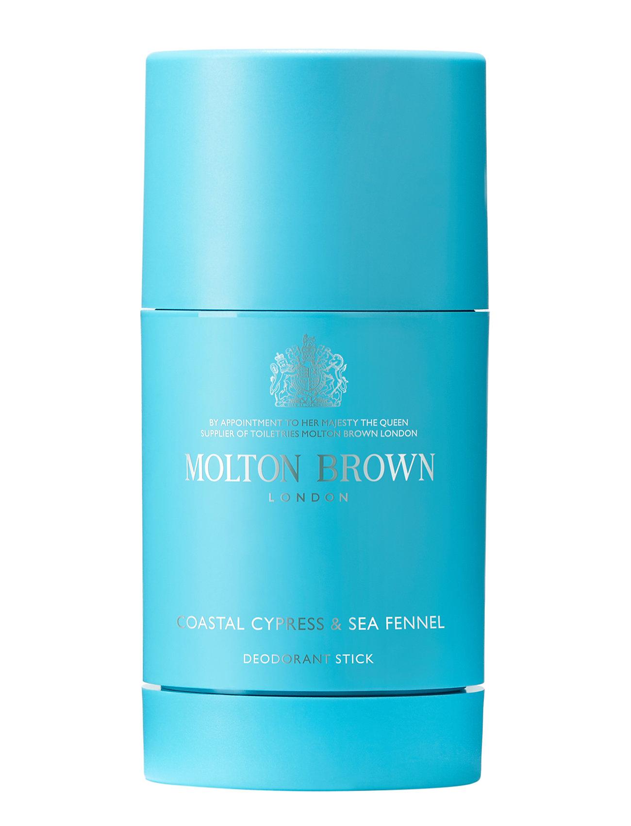 Molton Brown Coastal Cypress & Sea Fennel Deodorant Stick 75g - NO COLOUR