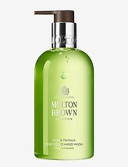 Molton Brown - Lime & Patchouli Fine Liquid Hand Wash - handtvål - no colour - 0