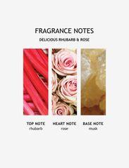 Molton Brown - Delicious Rhubarb & Rose Hand Lotion - handkräm & fotkräm - no colour - 3