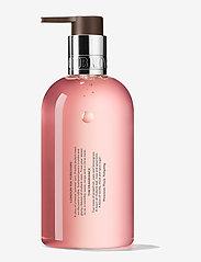Molton Brown - Delicious Rhubarb & Rose Fine Liquid Hand Wash - handtvål - no colour - 1