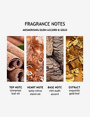 Molton Brown - Mesmerising Oudh Accord & Gold Fine Liquid Hand Wash - handtvål - no colour - 3