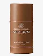 Molton Brown - Re-charge Black Pepper Deodorant Stick 75g - deo tikut - no colour - 1