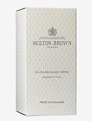 Molton Brown - Re-charge Black Pepper Deodorant Stick 75g - deo tikut - no colour - 3