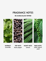 Molton Brown - Re-charge Black Pepper Deodorant Stick 75g - deo tikut - no colour - 5