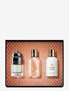 Jasmine & Sun Rose Fragrance Collection Gift Set - NO COLOUR