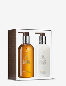 300ML HAND DUO AMBER COCOON WS2019 - lahjapakkaukset - no colour