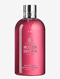 Fiery Pink Pepperpod Bath & Shower Gel - NO COLOUR