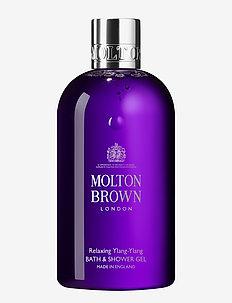 Relaxing Ylang-Ylang Bath & Shower Gel - NO COLOUR