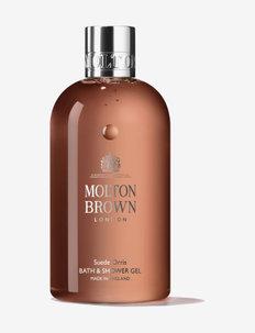 Suede Orris Bath & Shower Gel - suihku & kylpy - no colour