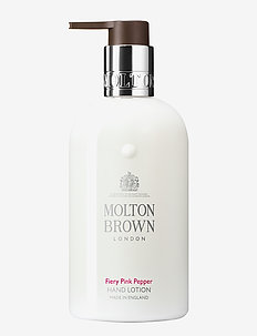 Fiery Pink Pepperpod Hand Lotion - NO COLOUR