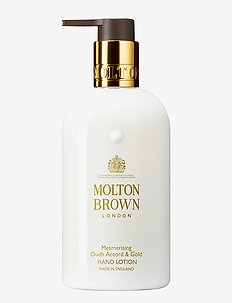 Mesmerising Oudh Accord & Gold Hand Lotion - NO COLOUR