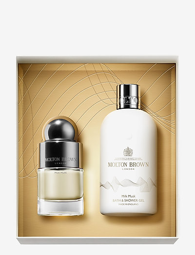 Milk Musk Fragrance Collection - parfymset - clear