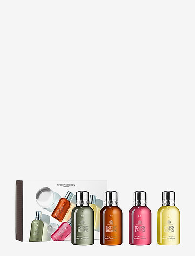 SPICY & CITRUS BATHING COLLECTION (4 x 100ml BW) - lahjapakkaukset - no colour