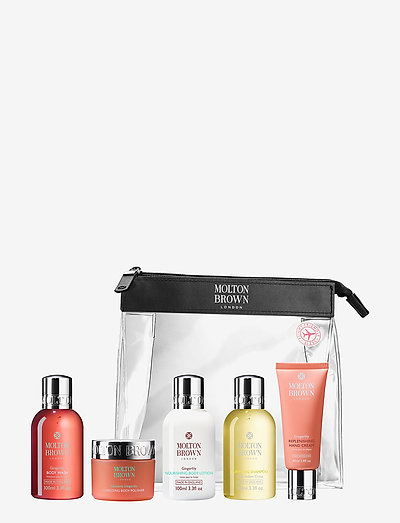 Women's Travel Luxuries Set - kylpy & vartalo -setit - no colour