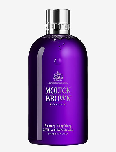 Relaxing Ylang-Ylang Bath & Shower Gel - NO COLOUR