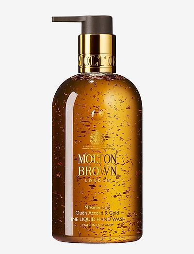 Mesmerising Oudh Accord & Gold Fine Liquid Hand Wash - handtvål - no colour