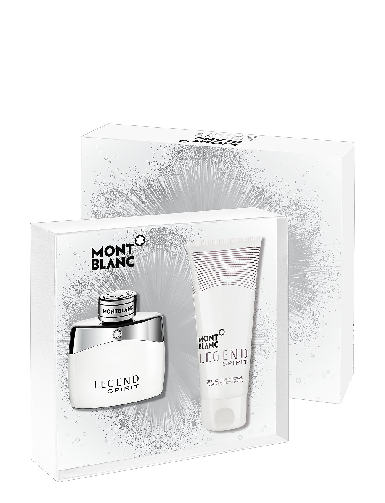 Montblanc MONTBLANC LEGEND SPIRIT Set - CLEAR