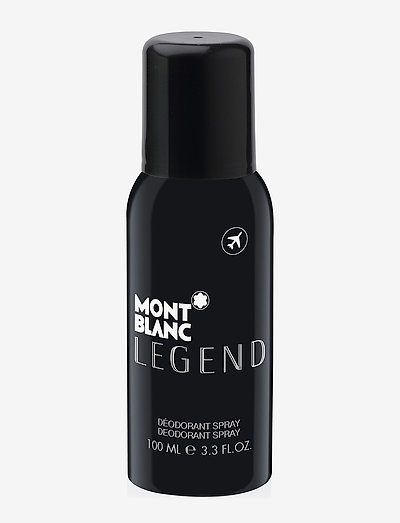 Legend Deodorant Spray - CLEAR