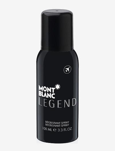 Legend Deodorant Spray - deospray - clear