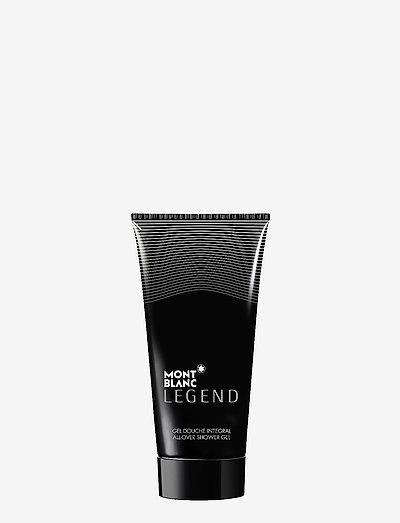 MB LEGEND GEL DOUCHE - shower gel - clear