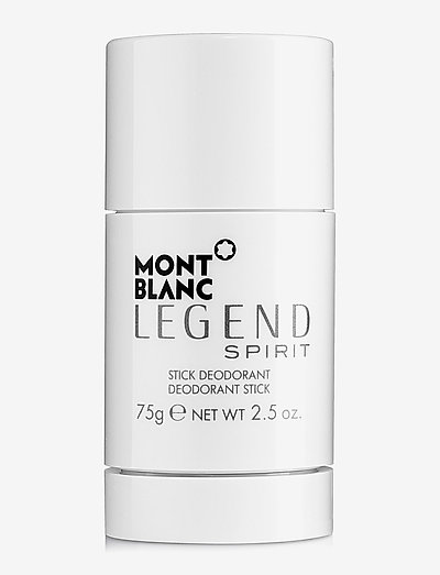 Legend Spirit Deodorant Stick - CLEAR