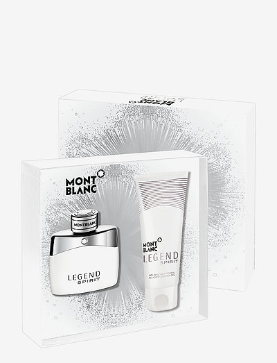 MONTBLANC LEGEND SPIRIT Set - CLEAR
