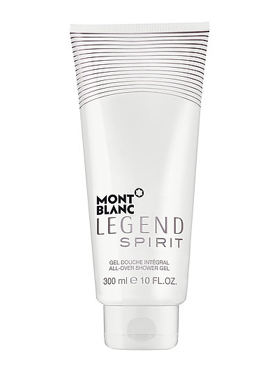 Legend Spirit Big size showergel - CLEAR