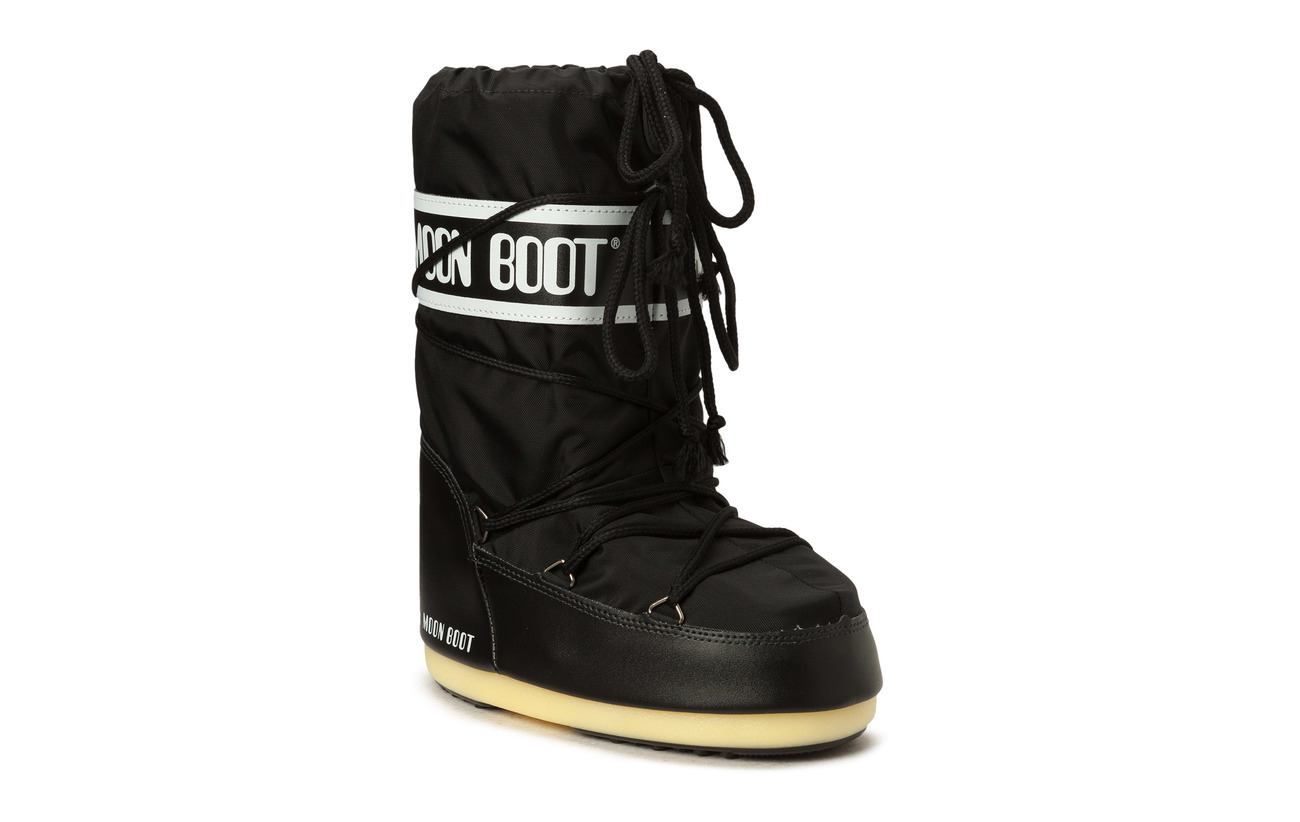 Moon Boot MOON BOOT NYLON - BLACK