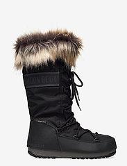 Moon Boot - MB MONACO WP 2 - flat ankle boots - black - 0