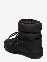 Moon Boot - MB LOW NYLON WP 2 - flat ankle boots - black - 2