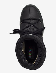 Moon Boot - MB LOW NYLON WP 2 - flat ankle boots - black - 3