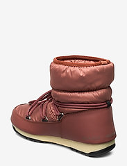 Moon Boot - MB LOW NYLON WP 2 - flat ankle boots - rust - 2