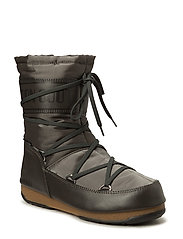 MOON BOOT W.E. SOFT SHADE MID - ANTRACITE
