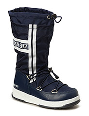 MOON BOOT W.E. W.FALL JR WP - BLUE NAVY