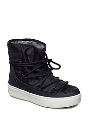 MB M.BOOT PULSE JR GIRL NYLON+ WP - BLACK