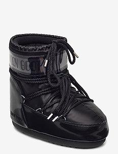MB CLASSIC LOW GLANCE - flade ankelstøvler - black