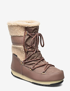 MB MONACO WOOL MID WP - MUD