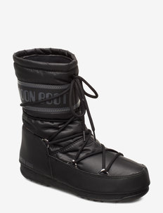 MB MID NYLON WP - BLACK