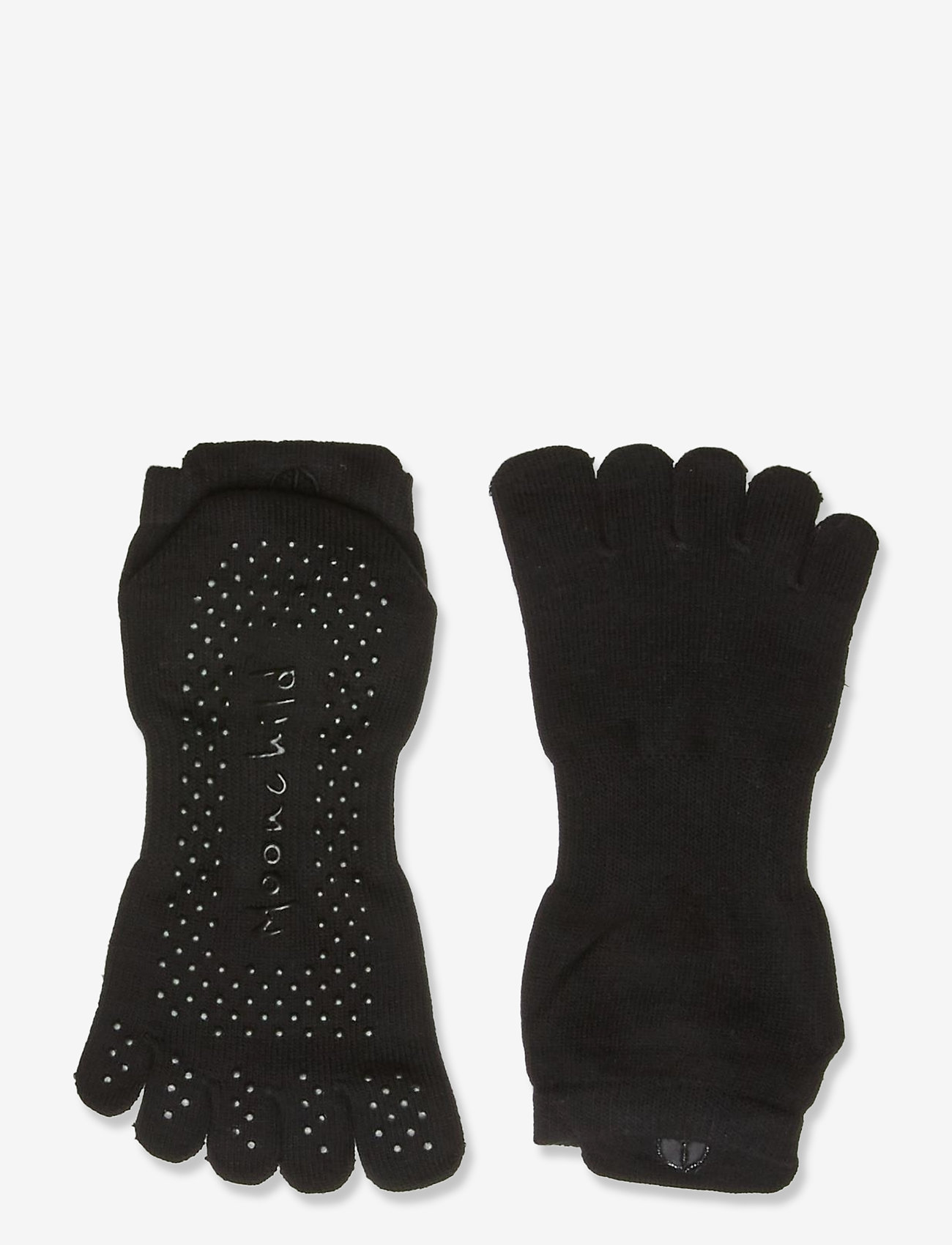 Moonchild Yoga Wear - Moonchild Grip Socks - Low Rise - yogamatten & uitrusting - onyx black - 1