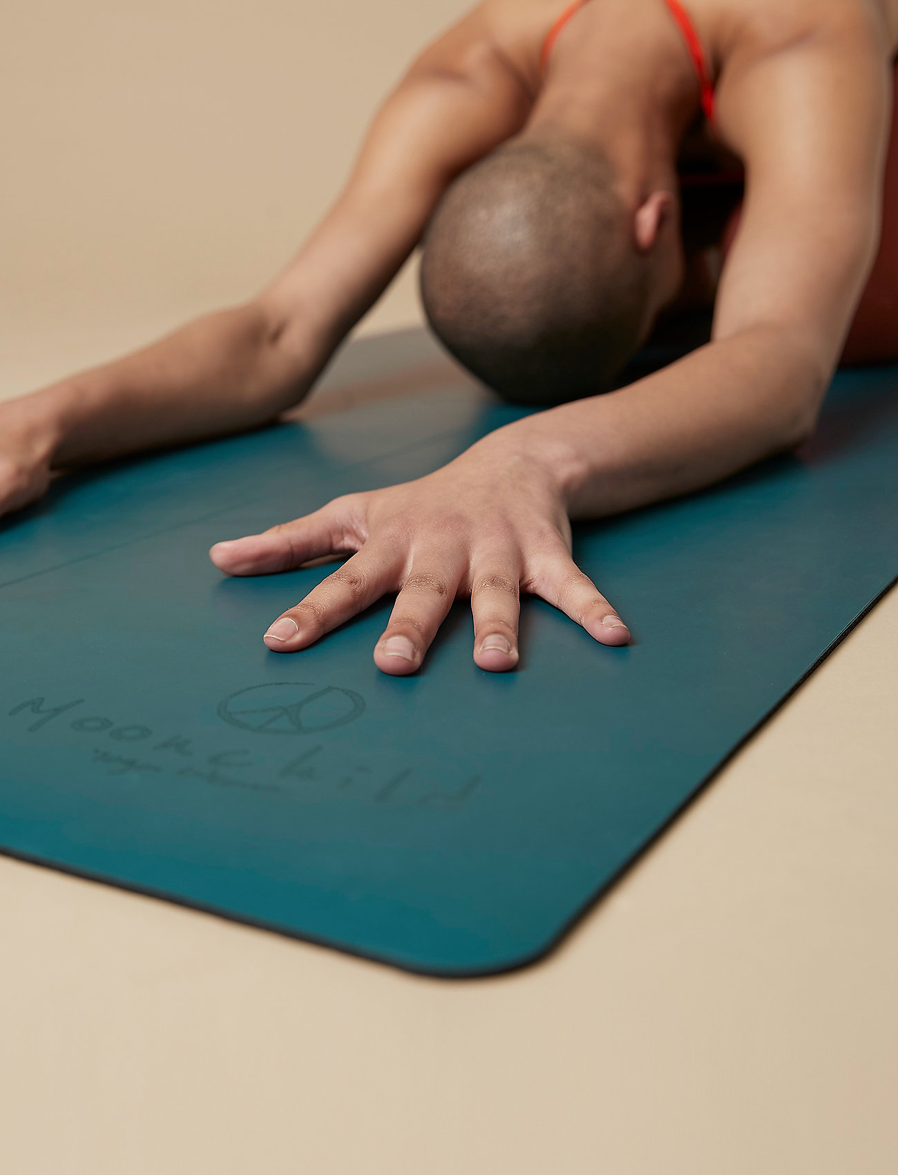 Moonchild Yoga Wear - Moonchild Yoga Mat - yogamatten en -accessoires - ivy - 0