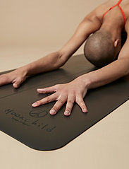 Moonchild Yoga Wear - Moonchild Yoga Mat - yogamatten & uitrusting - onyx black - 0