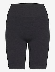 Seamless Biker Shorts - træningsshorts - onyx black