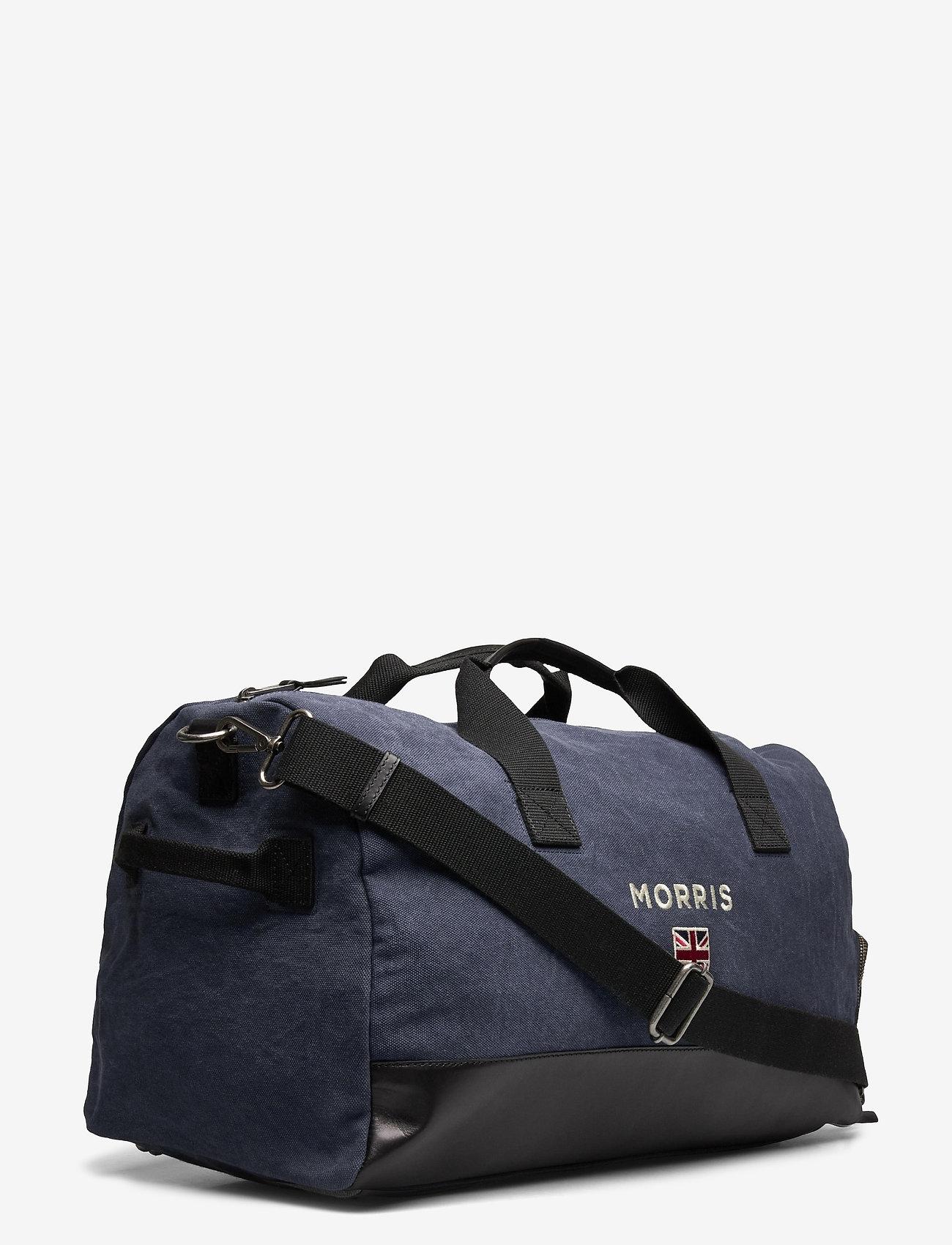 Morris Accessories - Miller - matkalaukut - navy/black - 0