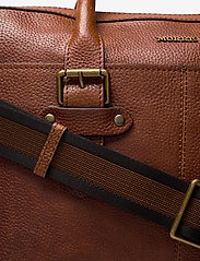 Morris Accessories - Gene - briefcases - midbrown - 3