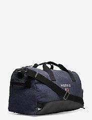 Morris Accessories - Miller - matkalaukut - navy/black - 2