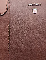 Morris Accessories - Duncan - weekend bags & suitcases - chestnut - 3