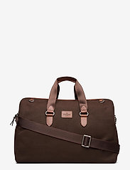 Morris Accessories - Duncan - weekend bags & suitcases - chestnut - 4