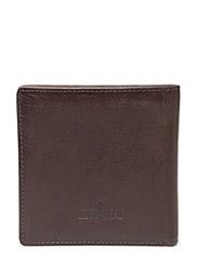 Morris Wallet Male - DK.BROWN