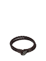 Morris Bracelet Male - DK.BROWN